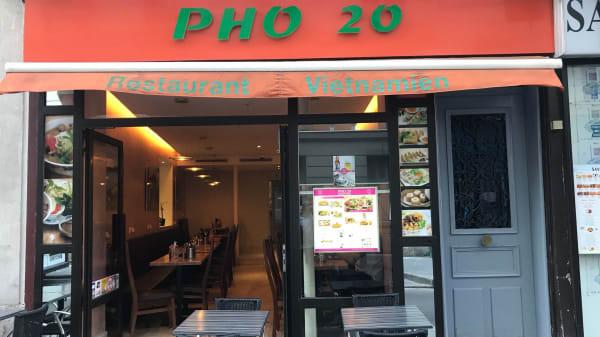 Entrée - Pho 20, Paris