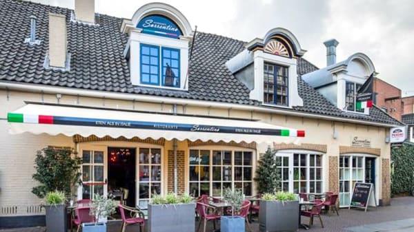 Restaurant - Restaurant-Pizzeria Sorrentino, Enschede