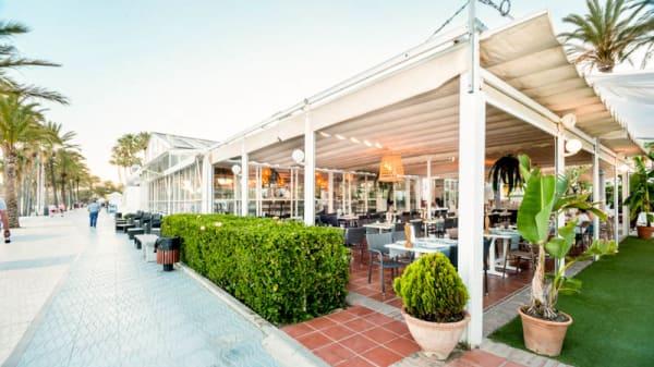 Fachada - Alabardero Beach Club, Marbella