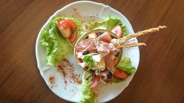 Suggestion de plat - Au Rendez-Vous, Carouge