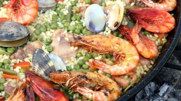 Suggestion de plat - El Pueblo Fiesta, Genève