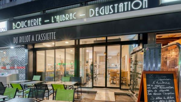 Entrée - Boucherie Dégustation l'Aubrac, Argenteuil