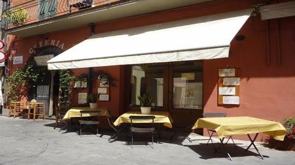 Ingresso - Osteria Della Fonte, Brisighella