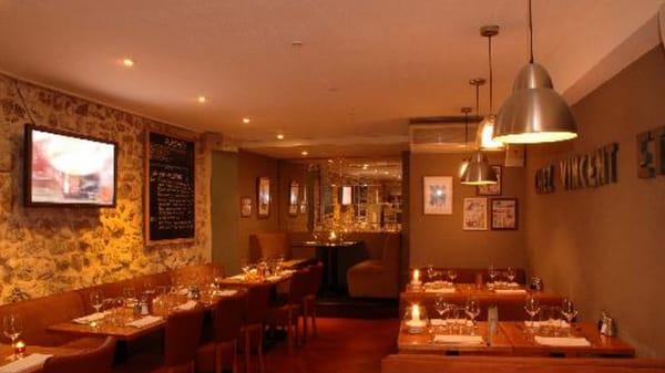 Restaurant - Chez Vincent et Nicolas, Cannes