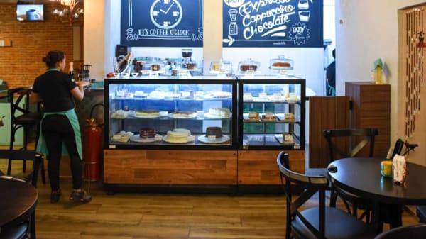 Ambiente - Blends Cafe & Cultura, São Paulo