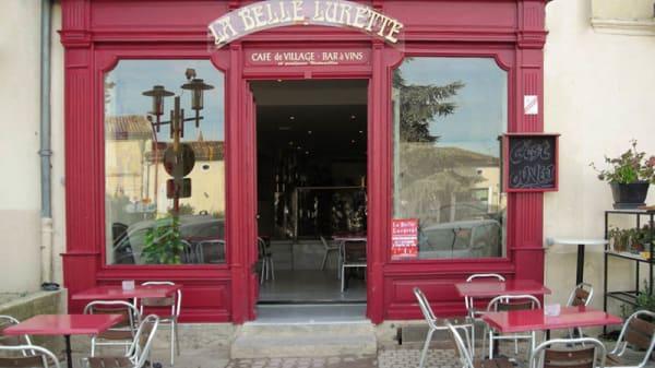 devanture - La Belle Lurette, Saint-Macaire