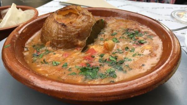 Sugerencia del chef - El Asturiano, Málaga
