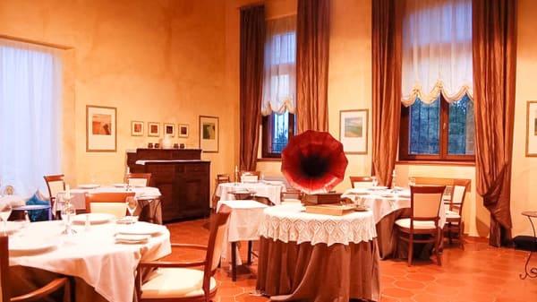 sala - Ristorante Antica Moka, Modena