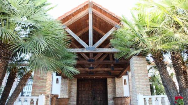 La entrada - Los Arroces del Cruce, Alquerias