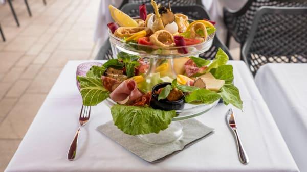 Suggestion de plat - Granduca, Cannes