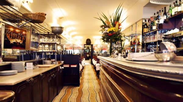 La salle - Savy, Paris