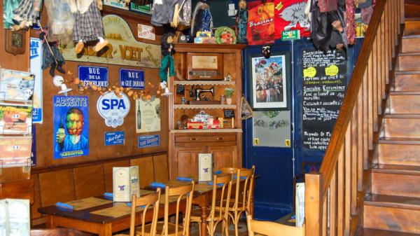 Salle du restaurant - L'Estaminet Flamand, Dunkerque