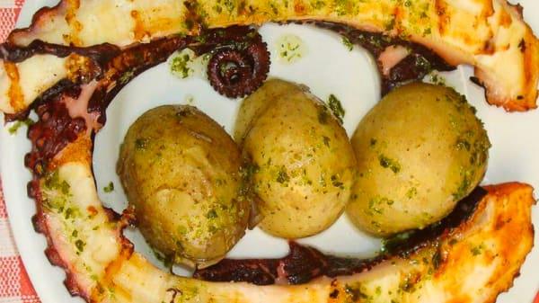 Sugerencia del chef - Muiñeira, Sevilla