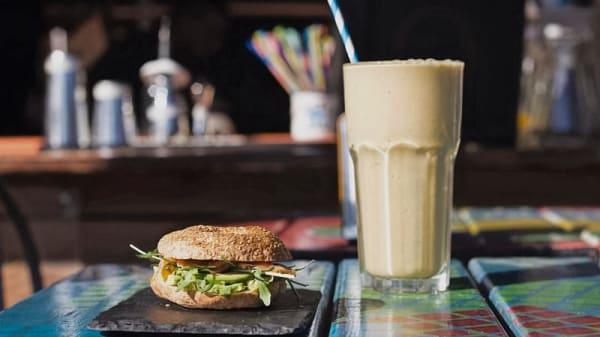 Sugerencia del chef - The Protein Bar, Barcelona