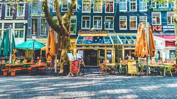 Pub Coco's Outback, Amsterdam