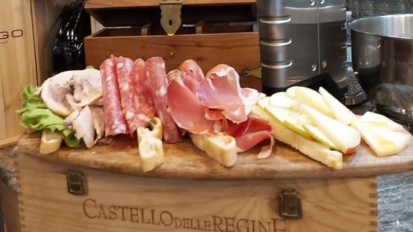 Bistrò Gran Caffè Pinseria, Firenze