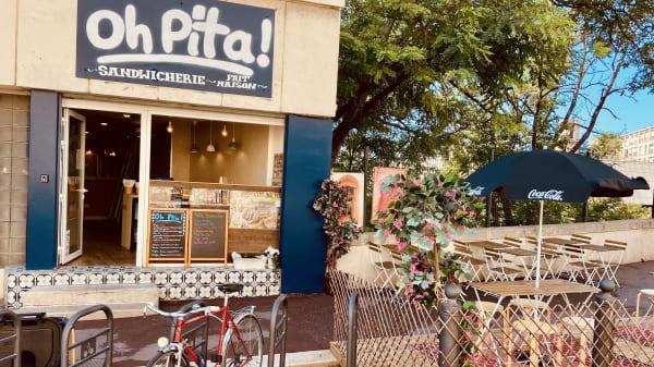 Oh Pita !, Marseille