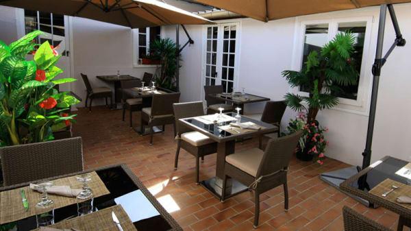 Zoom sur la terrasse - Le Patio, Fontenay-sous-Bois