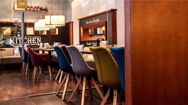 Restaurantens udsigt - M Lounge, Vienna