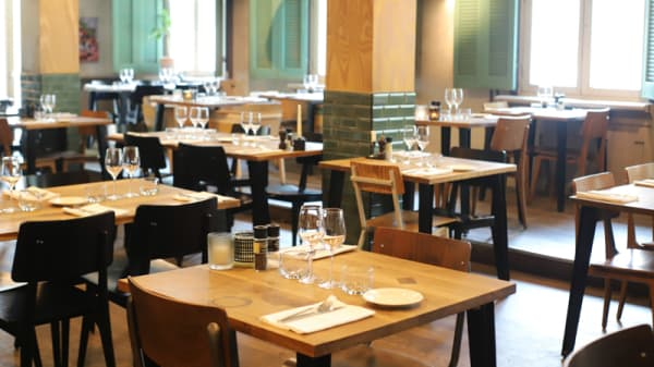 Restaurant - BarLucca, Breda