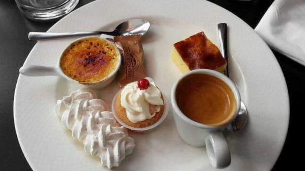 Suggestion du chef - La Mascotte, Paris