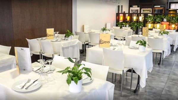 Sala del restaurante - International Restaurant, Archena
