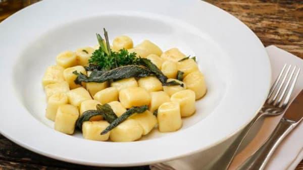 Sugestão do chef - Aguzzo Trattoria - Moema, São Paulo