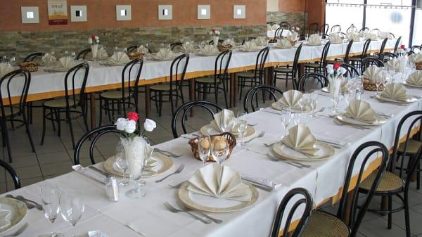 Sala del ristorante - Al Portico, Gianico