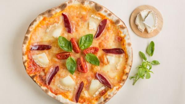 Pizza Caprina - La Tagliatella - Cerdanya, Sant Cugat del Vallés