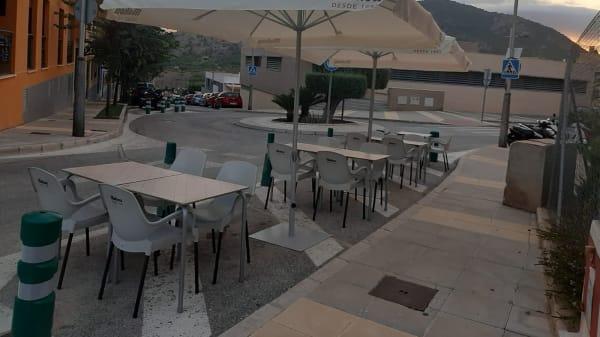 Restaurante lecal, Finestrat