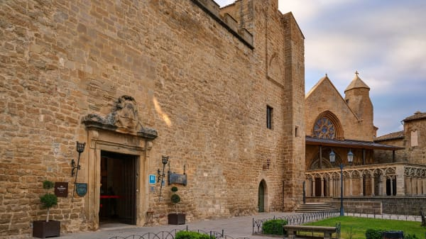 Entrada - Restaurante Parador de Olite, Olite