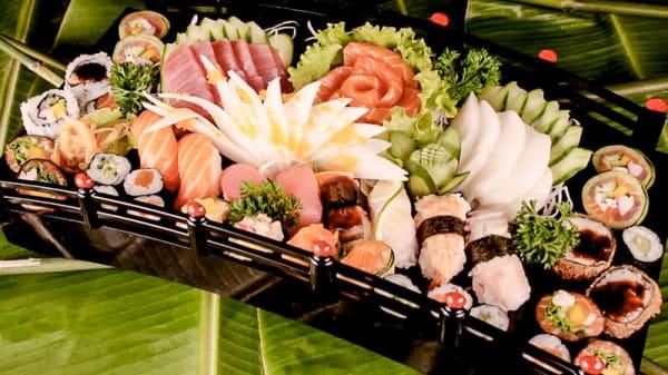 Sugestão do chef - Hakka Sushi - Vila Olímpia, São Paulo