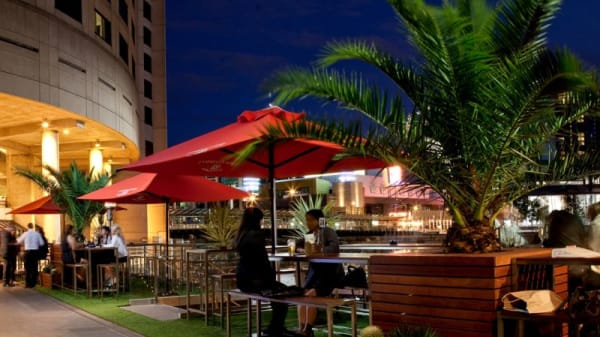 Wharf Hotel, Docklands (VIC)