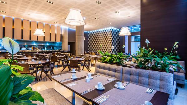 Ka! Restaurante (DoubleTree By Hilton), Bogotá