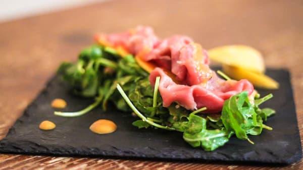 Suggerimento dello chef - Latteria Trastevere, Roma