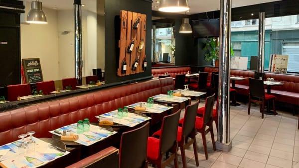 Suggestion du Chef - Le Montholon, Paris