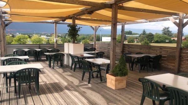 Terrasse - La Carte Gourmande, Meyrin