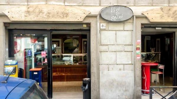 Entrata - Vizi&Sfizi, Roma