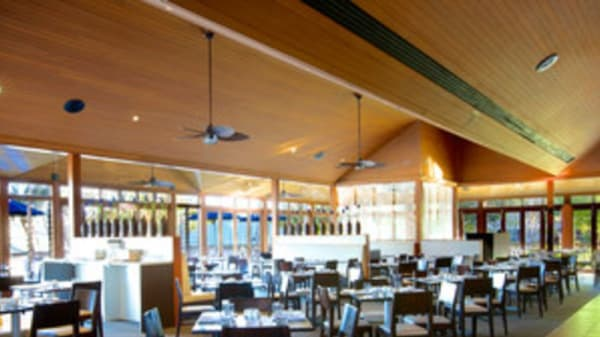 Nouveau Restaurant, Twin Waters
