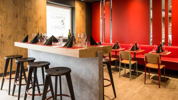 Sala - Ibis Kitchen, Lainate