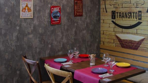 Transito Bar Restaurante, Valencia