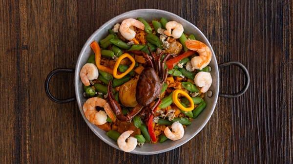 sugerencia del chef - Félix Restaurante, Bogotá