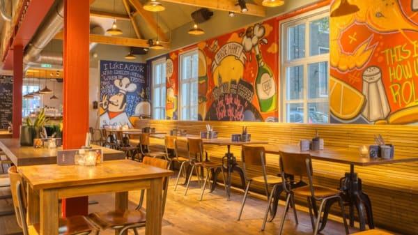 Restaurant - Aogse Markt, Breda