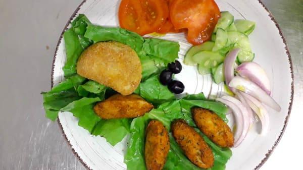 suggestion - L'assiette des lys, Saint-Louis
