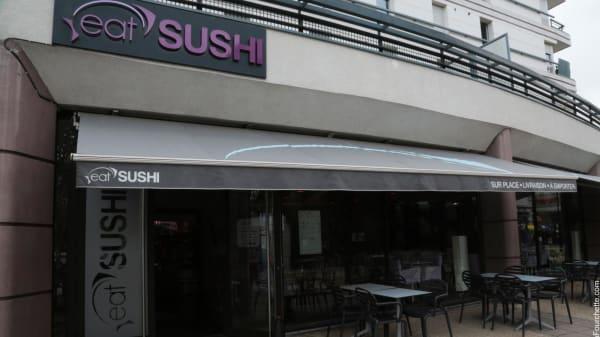 Terrasse - Eat Sushi, Joinville-le-Pont