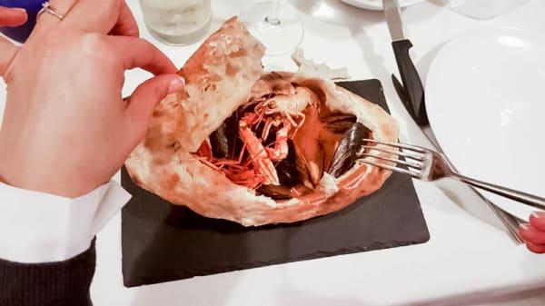 specialita' dello chef - Chichibio, Marina di Pisa-tirrenia-calambr