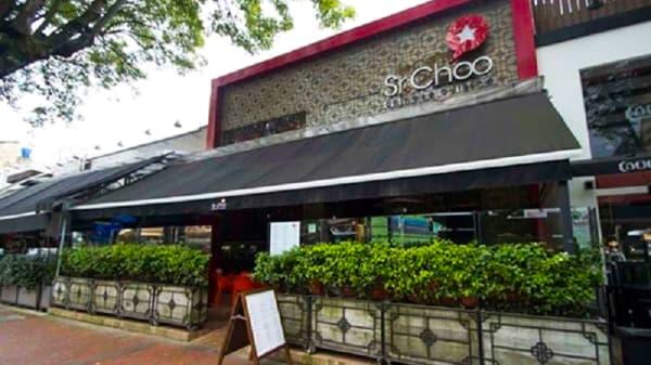 Entrada - Sr. Choo, Bogotá