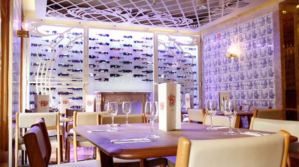 Sala - Pizza Emporio - Preciados, Madrid