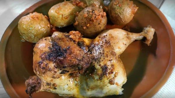 Sugerencia del chef - La Cabana Del Canario, Torrox