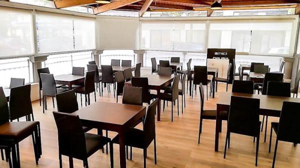 Vista sala - EXÒ bar pizzeria ristorante, Montesilvano
